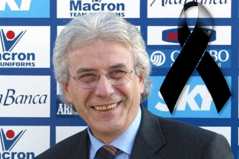 Lutto nel calcio, è morto Renato Cipollini