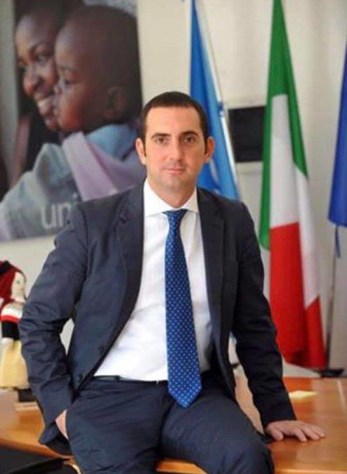 Vincenzo Spadafora nuovo ministro dello Sport