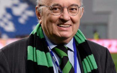 Addio al Presidente Squinzi